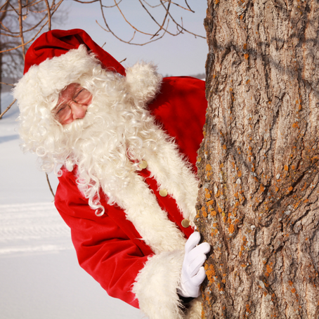 Santa is Coming to Kokomo!