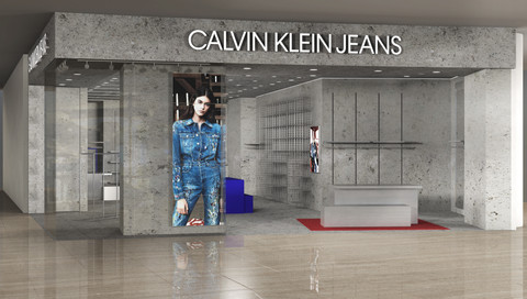 Calvin Klein jeans @Jewel