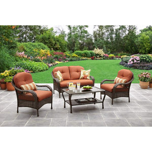 Review Better Homes Gardens Azalea Ridge Outdoor 4 Piece Patio