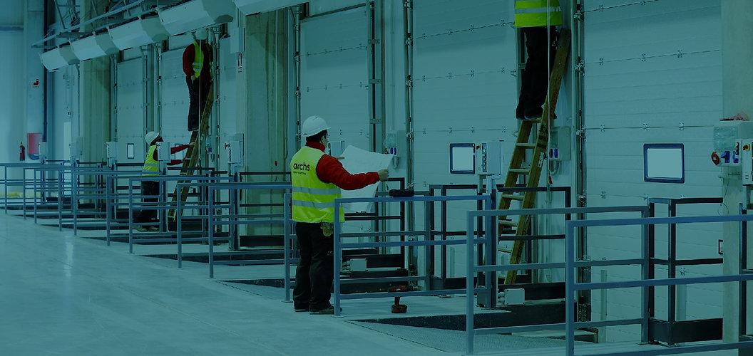 En Archs constructora somos especialistas en obra industrial: edificación y construcción de instalaciones industriales, reformas y ampliaciones, etc.