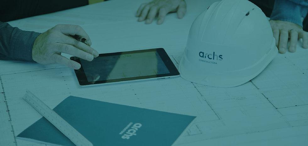 Archs Constructora cuenta con una oficina de asesoramiento técnico con personal altamente cualificado para ofrecer un servicio ágil y de máxima calidad.