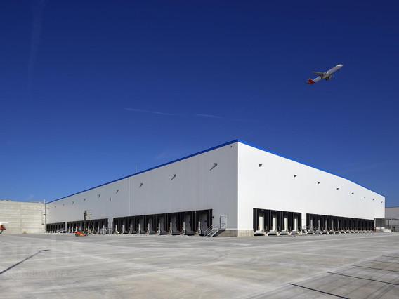 Edifici de fred de 18.000 m² a la parcel·la 35 de la ZAL Port per a CARREFOUR