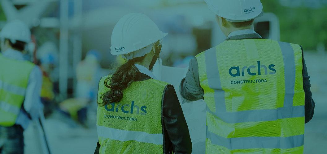 Archs es una constructora residencial que además se dedica a la construcción de polideportivos, centros culturales, oficinas, hospitales, etc.