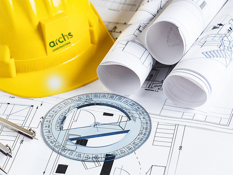 Archs Constructora has a technical office with highly qualified personnel to offer an agile and high-quality service.