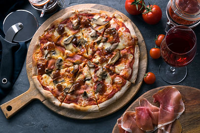 Doughboys Stone Baked Pizza | Our Story | Authentic Italian Sourdough Pizza | Made In Italy | Hand-stretched & Stone Baked Pizzas Bases