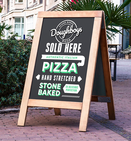 Doughboys Stone Baked Pizza | Foodservice | Pizza Concept For Pubs, Restaurants & Hotels | Authentic Italian Pizza | Pizza Base Made In Italy | Hand-stretched & Stone Baked Pizzas