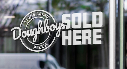 Doughboys Stone Baked Pizza   Our Pizza Base   Award-Winning Pizza Base   Authentic Italian Sourdough Pizza   Made In Italy   Hand-stretched & Stone Baked Pizzas Bases   Foodservice   Pizza Concept for Pubs, Restaurants & Hotels