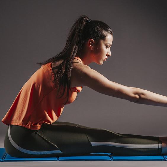 Pausa activa de hombros y brazos