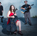 Dirty Cello promo 9, photo by J Mijares.