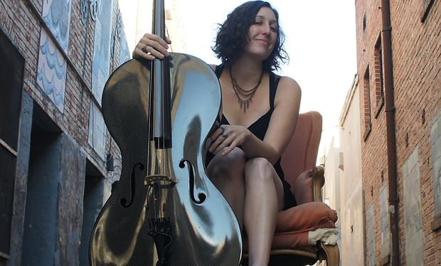 Rebecca Roudman of Dirty Cello.JPG