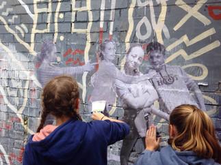 Loddon Shire Street Art Mentoring