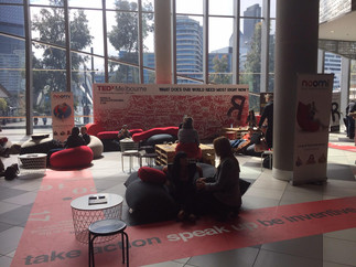 TED x Melbourne Activation