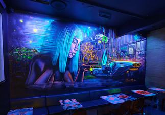 UV Painting in Carlton