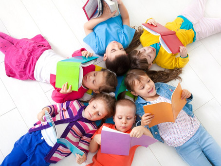 Favorite Books to Read with Children