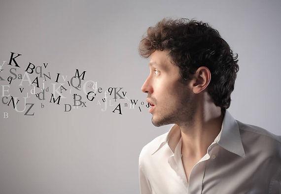 Untangling spoken words
