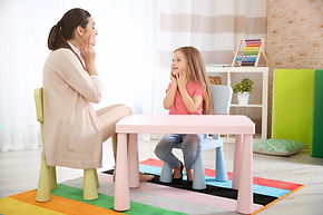 Expressive and Receptive Language Therapy