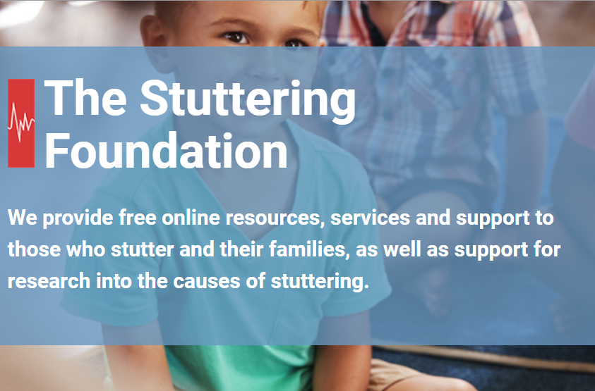 Stuttering affects millions of Americans to varying degrees.  This organization is the leader in helping those with any level of disfluency.
