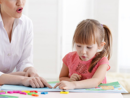 End of Summer Fun Speech and Language Activities You Can Do At Home!