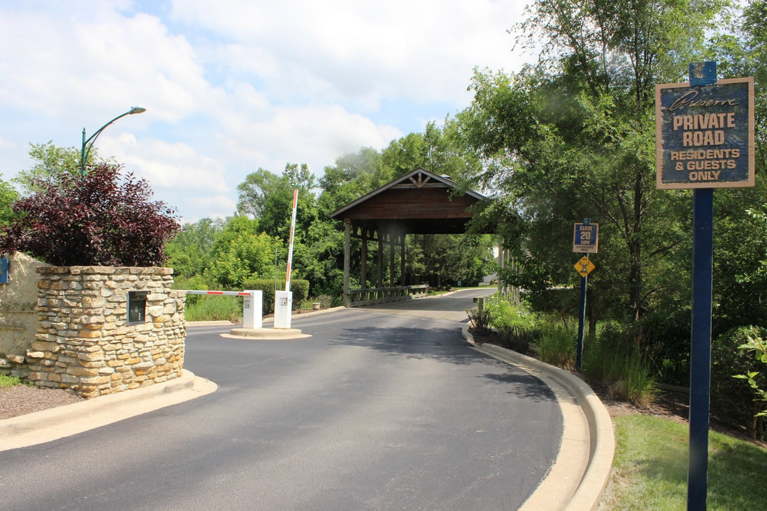 Community Entrance (view 2)