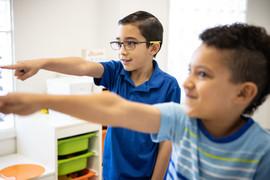 Kids overcoming language based learning disabilities
