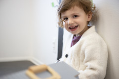 We help children with speech therapy as young as 18 months