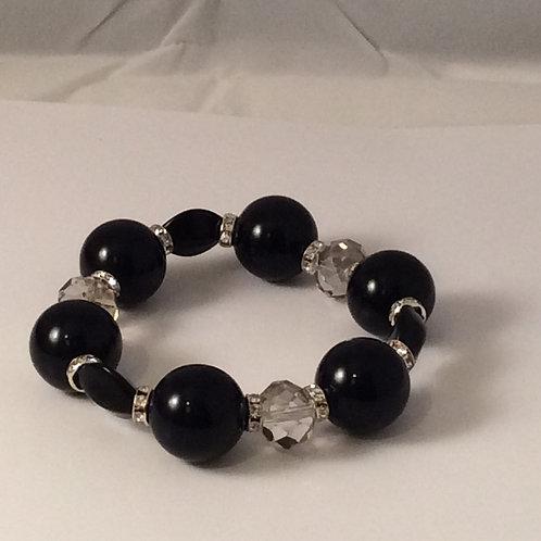 Rondelle Bauble bracelet