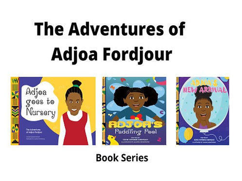 Adjoa Fordjour Series - World Book Day Special!!