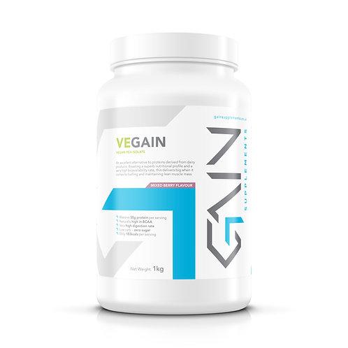 Vegain - Pea Isolate - Mixed Berry