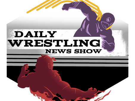 The DAILY WRESTLING NEWS SHOW Debuts on the I-95 Sports Network