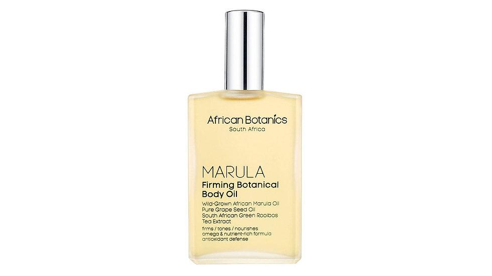 African Botanics 馬魯拉緊緻無痕潤膚油