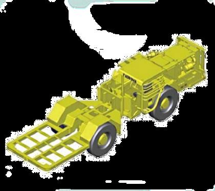 Подземная горная установка FADROMA