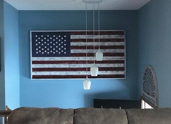 Traditional American Flag