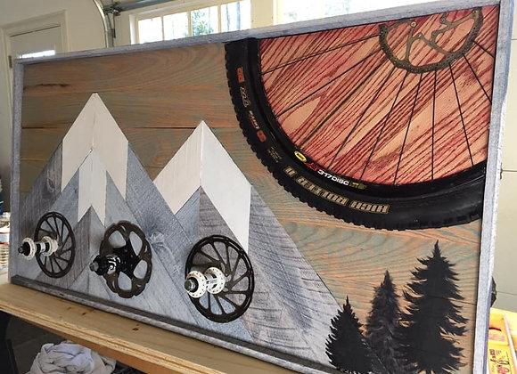 Custom Bike Art