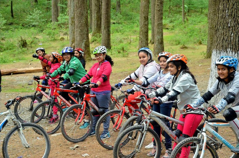Nehru World School Ghaziabad students on
