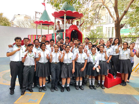 Nehru World School, Ghaziabad emerges as the top school in UP after students shine in CBSE exams
