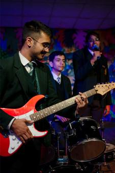 Nehru World School Ghaziabad Band