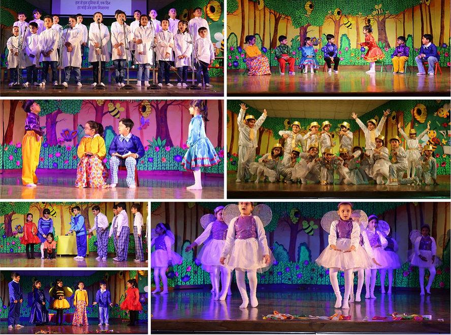 Nehru World School Ghaziabad CREO International Inter-School Festival