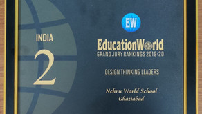 Education World Awards India Rank 2