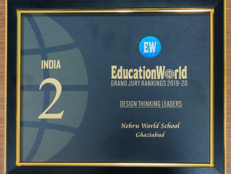 Education World Awards India Rank 2