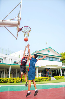 Nehru World School Ghaziabad Basketball