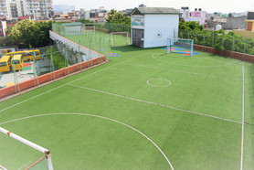 Nehru World School Ghaziabad Sky Field