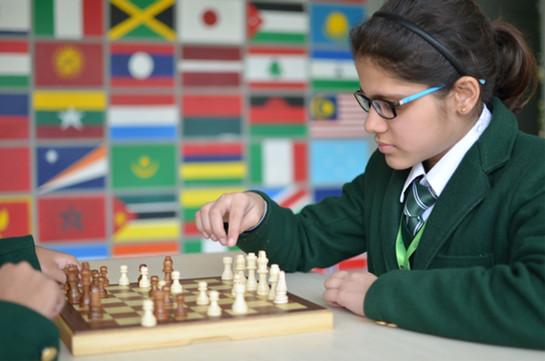 Nehru World School Ghaziabad Chess