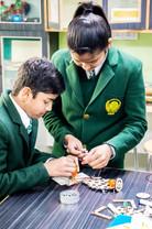 Nehru World School Ghaziabad Tinkering Lab