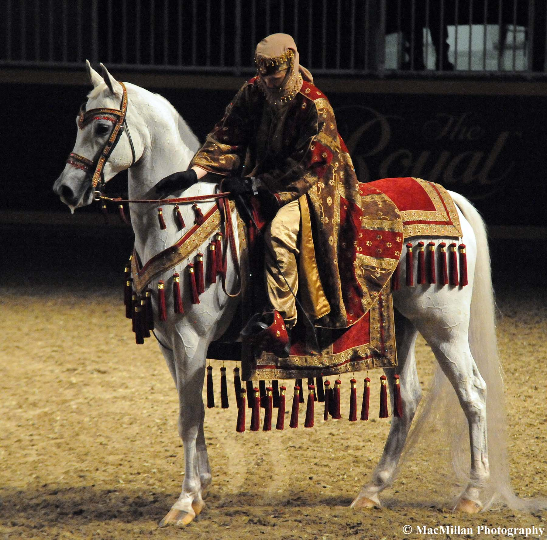 Traditional Arab Costume