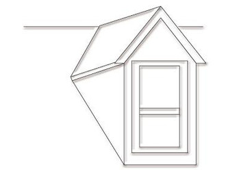 Residential Structural Elements- Cable Dormers