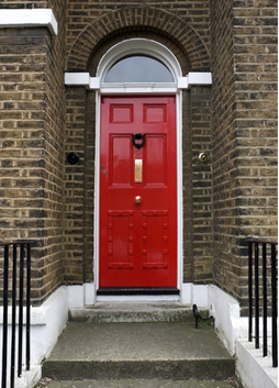 Throwback Thursday: Red Door