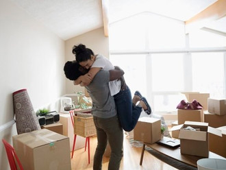 How to Successfully Move in with Your Partner - and All of Their Belongings