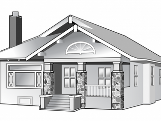 Residential House Styles- Bungalow