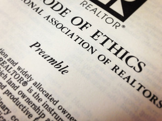 New Code of Ethics Added to Site