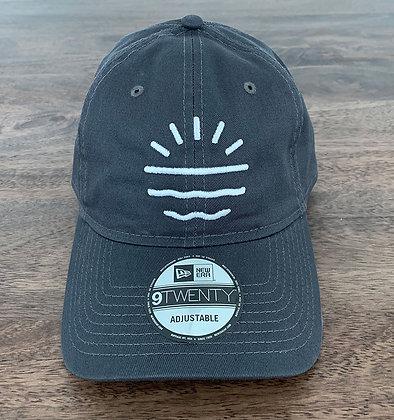 Sun Lab Logo New Era 920 Dad Hat - Graphite